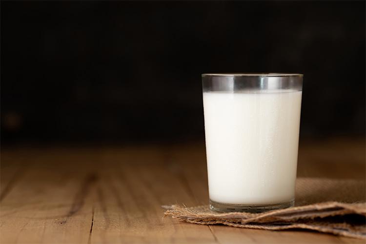 lait chaud bienfaits
