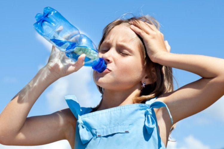 deshydratation que faire
